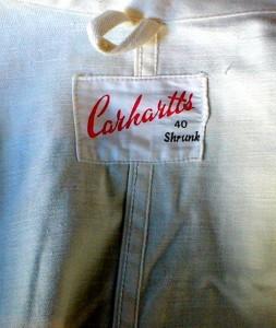 Carhartt Mechanics overall